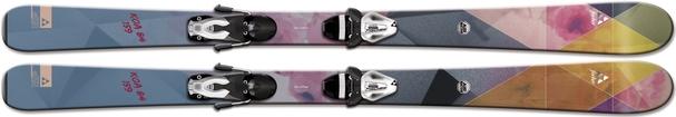 Горные лыжи Fischer Koa 84 + X11 Wide 90 (14/15)