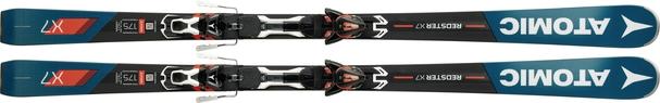Горные лыжи Atomic Redster X7 (168) + крепления XT 12 (17/18)