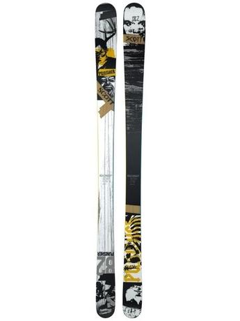 Горные лыжи Scott Punisher 2008 07/08