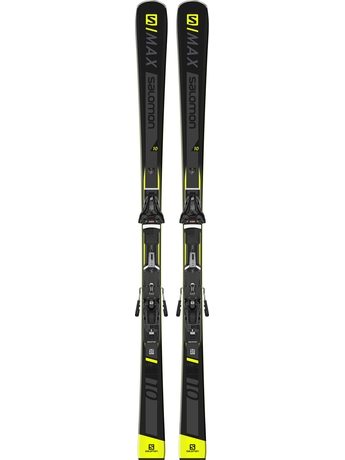 Горные лыжи Salomon S/Max 10 + крепления Z 10 GW 19/20