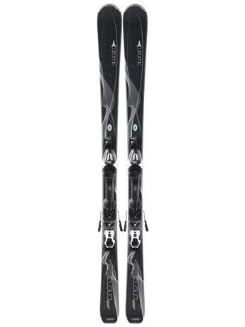 Горные лыжи с креплениями Atomic Cloud seven ETm + XTE 10 12/13