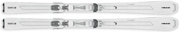 Горные лыжи Head Total Joy + крепления Joy 11 SLR (16/17)