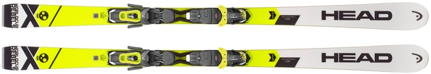 Горные лыжи Head Worldcup Rebels i.GSR + крепления PR 11 (18/19)