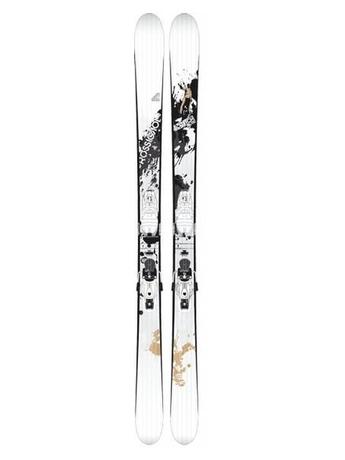 Горные лыжи Rossignol Scratch Brigade + крепления SCRATCH TI 140 07/08