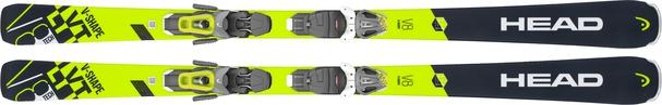 Горные лыжи Head V-Shape V8 (170) + крепления PR 11 (18/19)