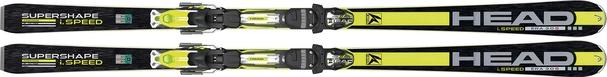 Горные лыжи Head i.Supershape Speed + PRX 12 S BR80 (14/15)