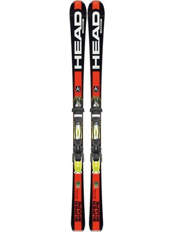 Горные лыжи Head i.Supershape Rally + крепления PRX 12 S 15/16