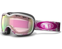 Маска Oakley Stockholm Breast Cancer Polished White / VR50 Pink Iridium