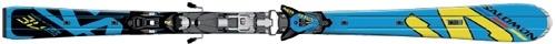 Горные лыжи с креплениями Salomon S 3V Race Powerline + Z14 Speed (12/13)