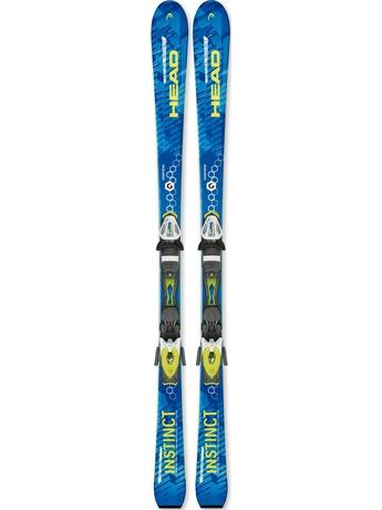 Горные лыжи Head Natural Instinct Ti + PR 11 15/16