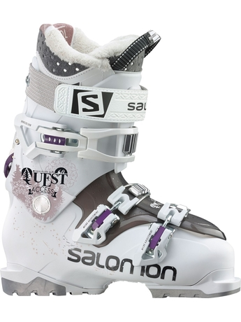 Горнолыжные ботинки Salomon QUEST ACCESS 60 W 14/15