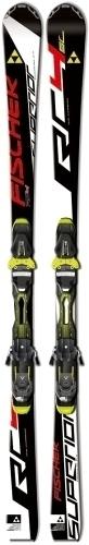 Горные лыжи Fischer RC4 Superior SC + RC4 Z 12 Powerrail 13/14