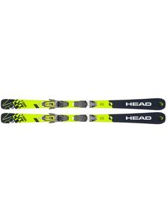 Горные лыжи Head V-Shape V8 + крепления PR 11 (18/19)