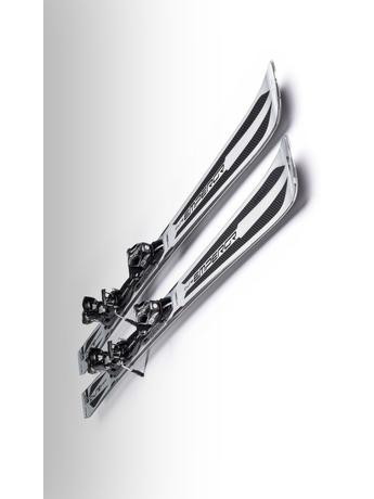 Горные лыжи Fischer C-Line Emperor HP + крепления Z13 16/17