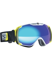 Маска Salomon XTEND White / Blue