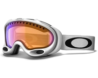 Маска Oakley A-Frame Matte White / H.I. Persimmon