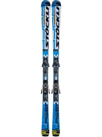 Горные лыжи Stockli Laser SL + N SP12 Ti S75 13/14