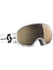 Маска Scott Unlimited II OTG LS White Black / Light Sensitive Bronze Chrome