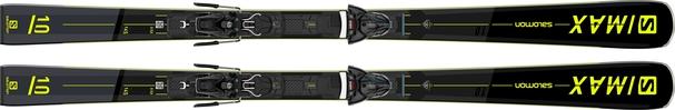 Горные лыжи Salomon S/Max 10 + крепления Z10 GW (20/21)