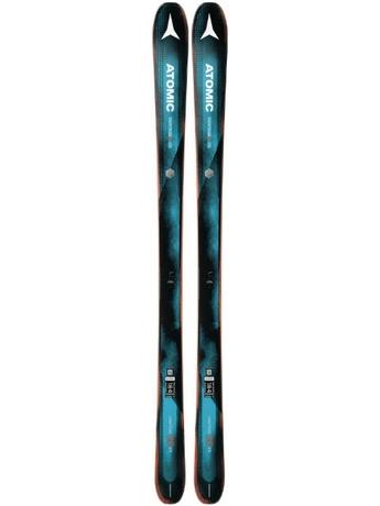 Горные лыжи Atomic Vantage 90 CTI + крепления Warden MNC 13 17/18