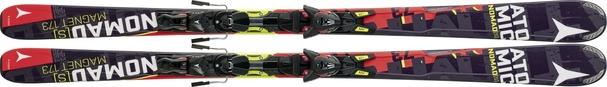 Горные лыжи Atomic Magnet + XTO 12 (14/15)