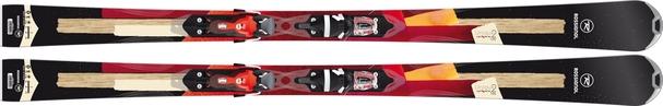 Горные лыжи Rossignol Unique 2 + Xelium Saphir 110 (14/15)