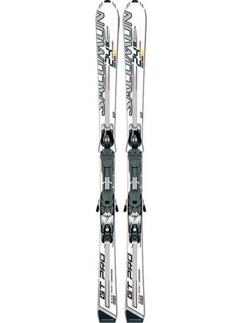 Горные лыжи с креплениями Salomon 24 GT Pro + KZ10 B80 Wi 11/12