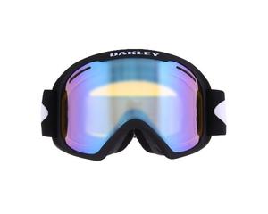 Маска Oakley 02 XL Matte Black / H.I. Yellow + Dark Grey