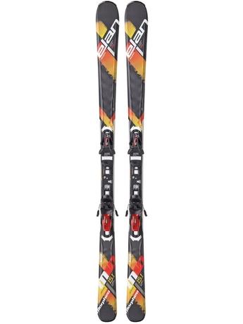 Горные лыжи Elan Morpheo 10 Ti Fusion + крепления EL10 14/15