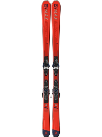 Горные лыжи Salomon S/Max 6 + крепления Mercury 11 18/19