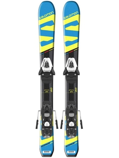 Горные лыжи Salomon X-Race Jr XS + C5