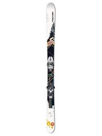 Горные лыжи Fischer Misfit + крепления X17 07/08