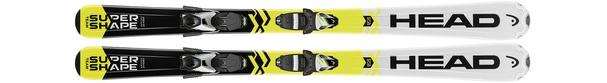 Горные лыжи Head Supershape Team SLR2 + крепления SLR 4.5 AC (17/18)