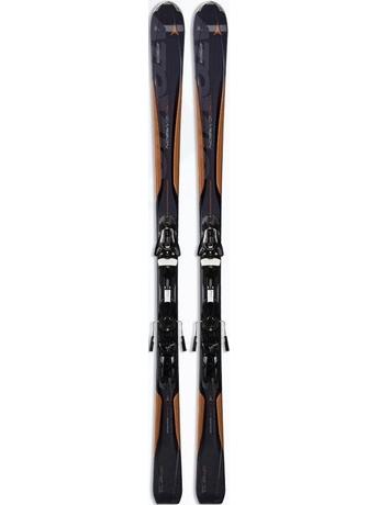 Горные лыжи Atomic Vario Carbon black + крепления XTO 10 10/11