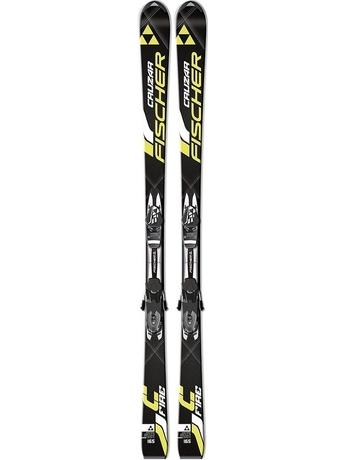 Горные лыжи Fischer Cruzar Fire + RS 10 15/16