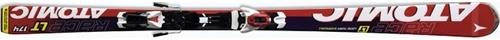 Горные лыжи Atomic Race LT + крепления XTO 12 (10/11)