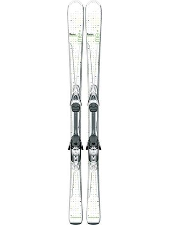 Горные лыжи с креплениями Salomon Origins Lime + JL9 B80 W 11/12