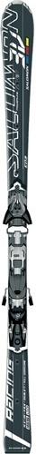 Горные лыжи с креплениями Salomon 3V Race Powerline + SZ10 Speed 11/12