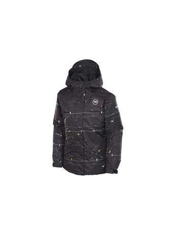 Детская куртка Rossignol Girl Bliss JKT PR Birds Black