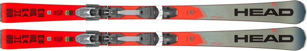 Горные лыжи Head Supershape i.Rally + крепления PRD 14 GW (19/20)