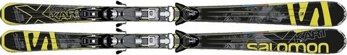 Горные лыжи Salomon 24 X-Kart Max + Z12 (13/14)