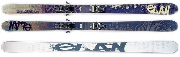 Горные лыжи Elan ZenMaster 07/08 (07/08)