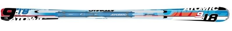 Горные лыжи Atomic 9.18 ppm + крепления 4Tix 310 80 2008 (07/08)