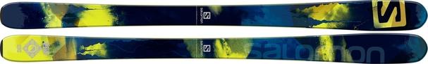 Горные лыжи Salomon Q-85 (14/15)