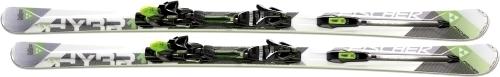 Горные лыжи Fischer Hybrid 7.5 Ti + RSX 12 Powerrail (13/14)