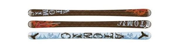 Горные лыжи Atomic She Devil + крепления EVOX 310+ 90 2008 (07/08)