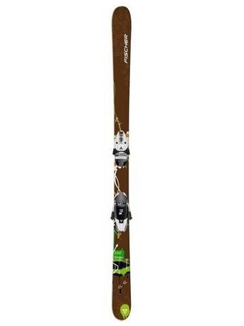 Горные лыжи Fischer Addict + крепления X 14 07/08