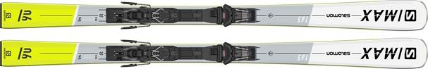Горные лыжи Salomon S/Max 6 + крепления M10 GW L80 (21/22)