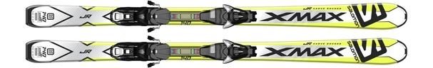 Горные лыжи Salomon X-Max Jr M + EZY7 (16/17)