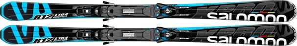 Горные лыжи Salomon X-Pro Ti + крепления Z10 (14/15)